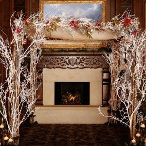 High Quality 50 Seasonal Winter Wedding Décor Ideas
