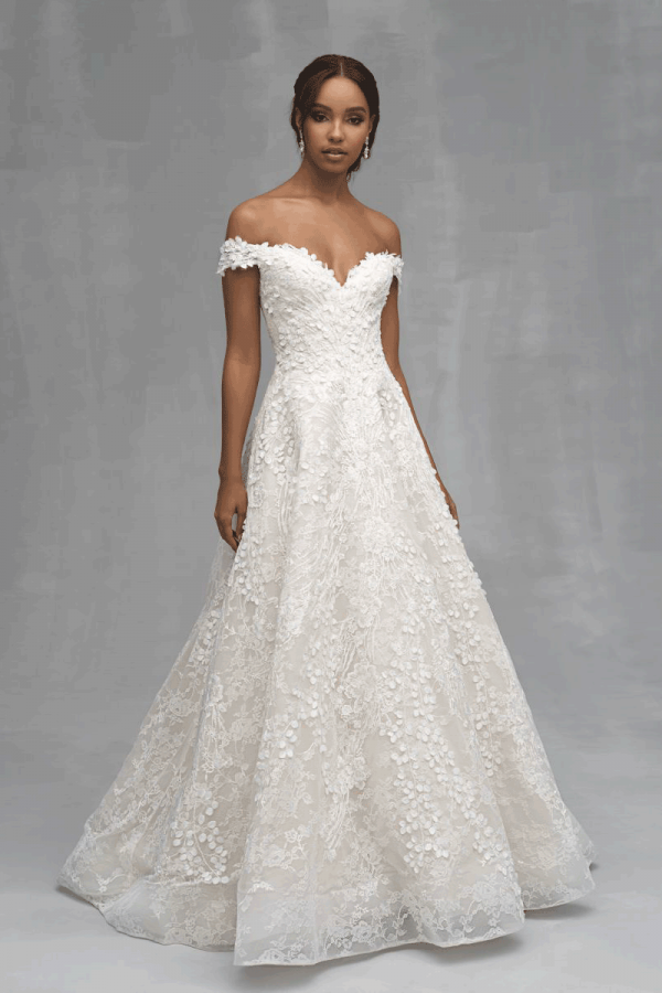 Allure c520 Wedding Gown