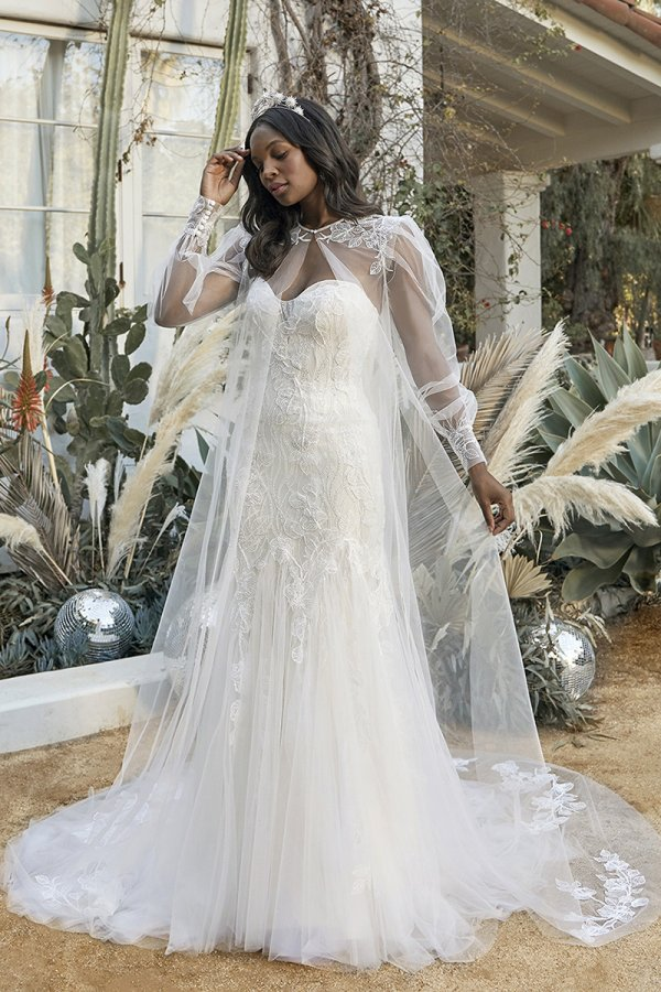 Beloved by Casablanca Bridal, Style Opal