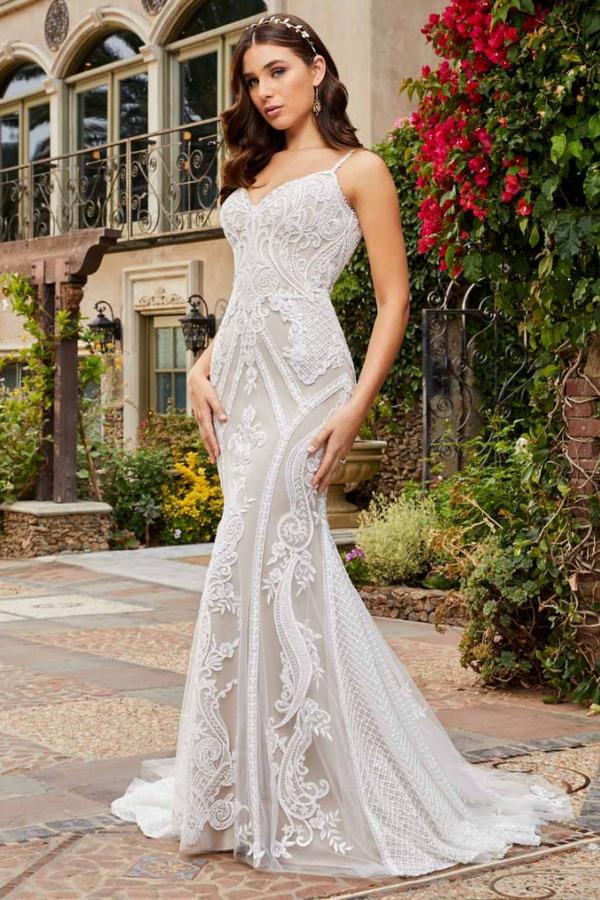 Casablanca Bridal, Style 2405 Kendra