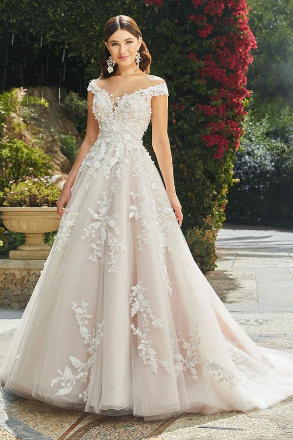 Casablanca Bridal, Style 2406 Evelina