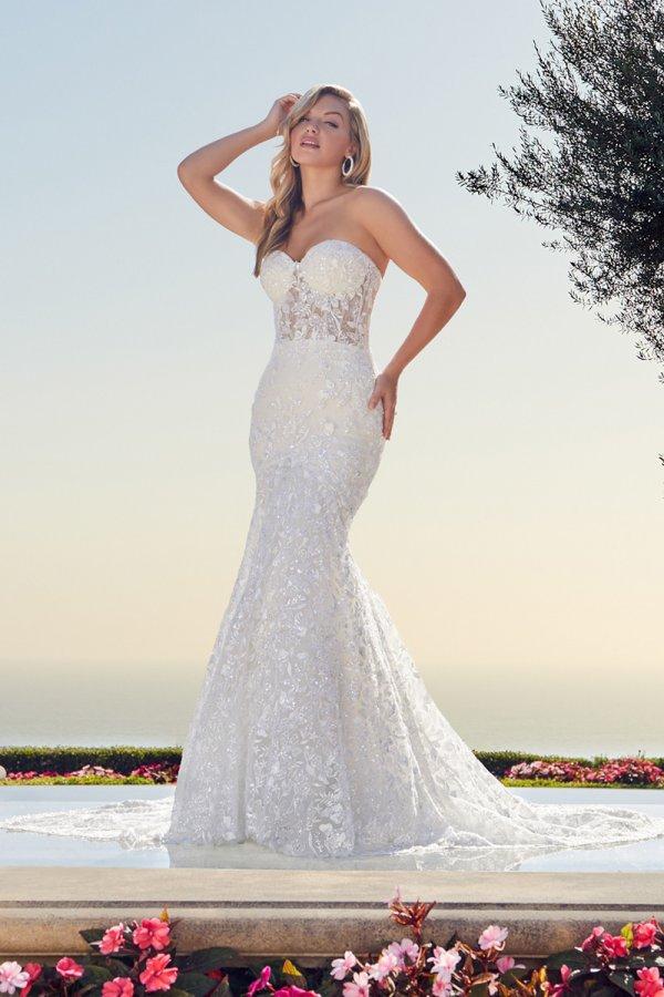 Casablanca Bridal, Style Jocelyn