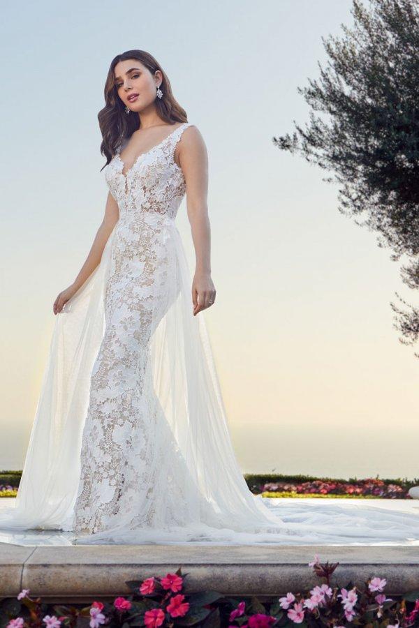 Casablanca Bridal Elisha, Style 2443