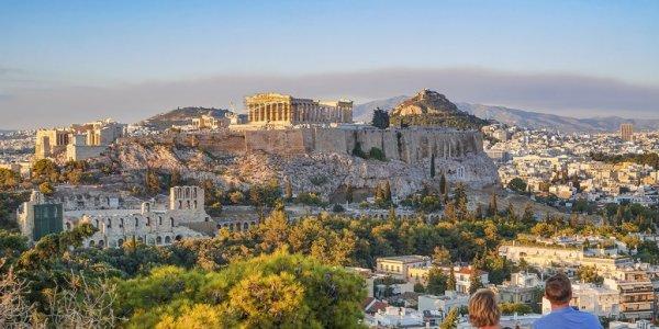 greece honeymoon ideas - athens