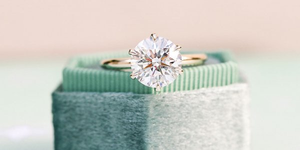 Ada Diamonds engagement ring
