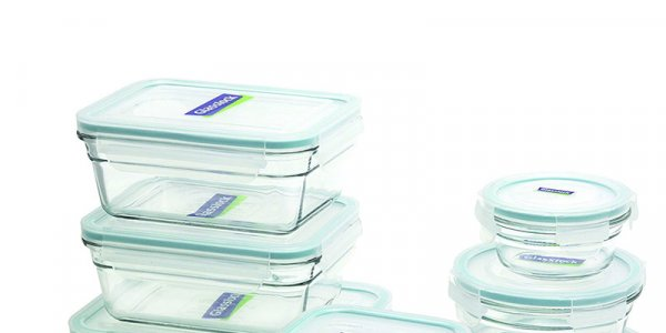 Amazon Registry Gift of the Week March 19 - Glasslock 18 piece container set