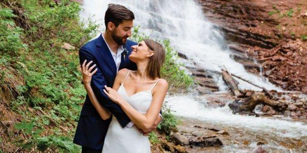 dunton hot springs real wedding