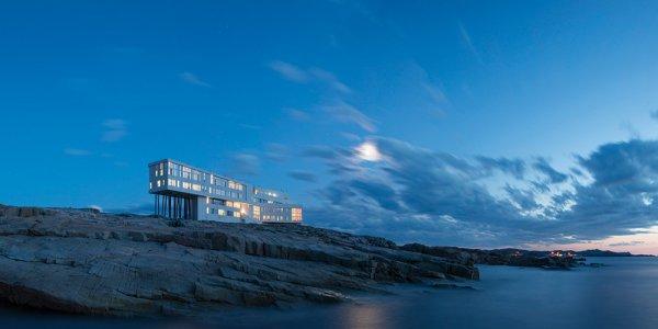 Fogo Island Inn Canada