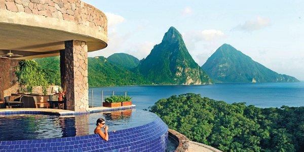Caribbean pools