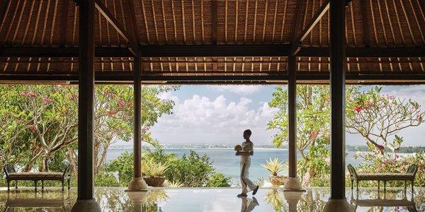 Jimbaran Bay in Bali
