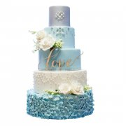 10 Tips for Choosing Your Wedding Cake