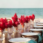 finest resorts beach wedding
