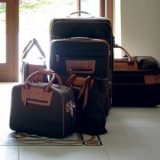 suitcases - honeymoon packing tips